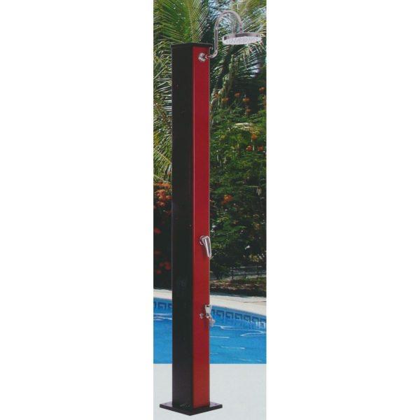 Art.Nr. 14385 PoolChamp Solar-Gartendusche, ALU, 38L